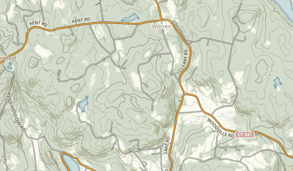 Above All State Park Map