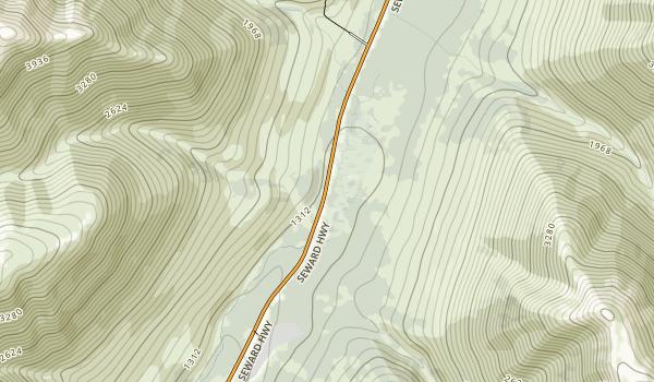 Bird Creek Campground Map
