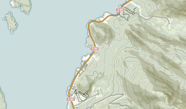 Halibut Point State Recreational Site Map