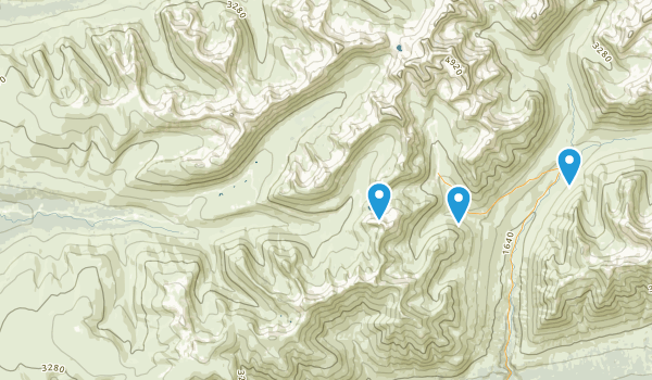 Hatcher Pass East Management Area Map