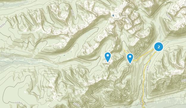 Hatcher Pass East Management Area Map
