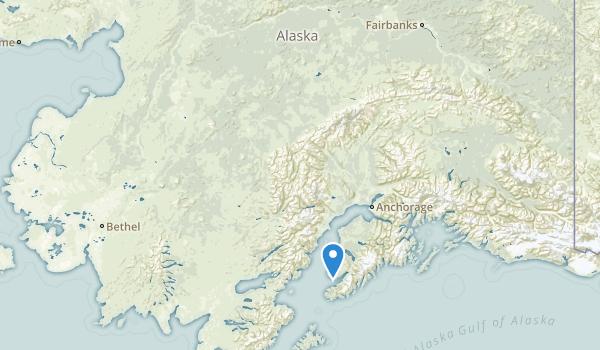 Ninilchik State Recreation Area Map