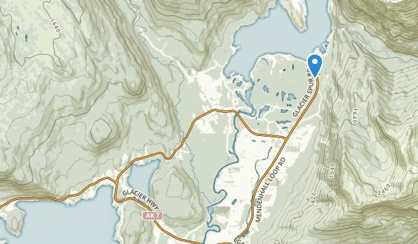 Point Bridget State Park Map