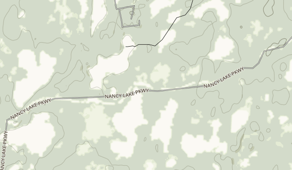 South Rolly Lake Campground Map