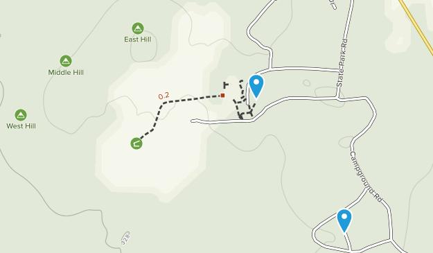 State Parks In Arkansas Map.Best Trails In Crater Of Diamonds State Park Arkansas Alltrails