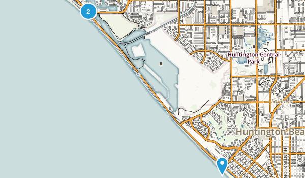 Bolsa Chica State Beach Map
