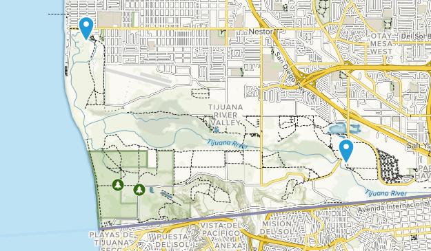 Beste Wege in Border Field State Park - Kalifornien | AllTrails