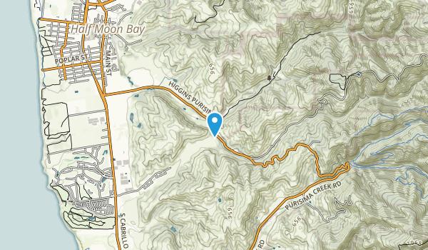 Burleigh H. Murray Ranch Map