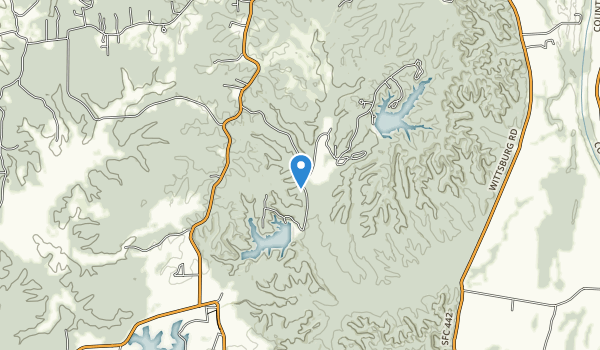 Village Creek State Park Map