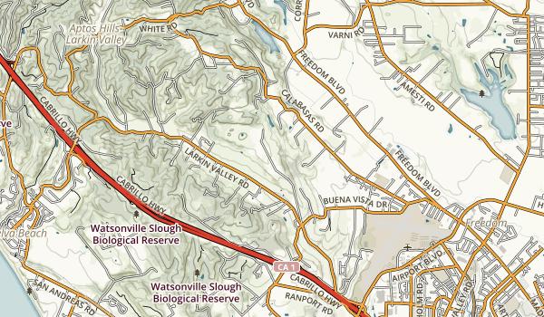 Castro Adobe Map
