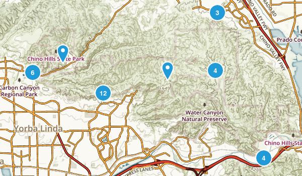 Best Trails in Chino Hills State Park California AllTrails