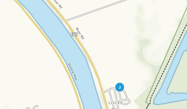 Delta Meadows Map