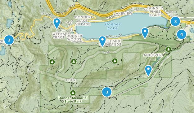 Best Trails in Donner Memorial State Park - California | AllTrails on