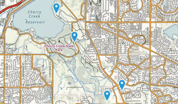 Best Trails in Cherry Creek State Park Colorado AllTrails