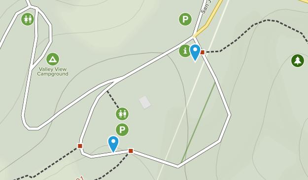 Best Trails In Fremont Peak State Park California