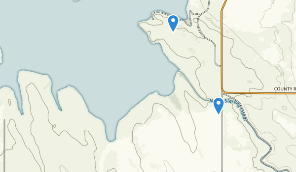 North Sterling State Park Map