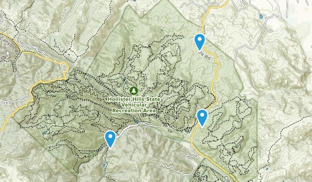 Best Trails in Hollister Hills State Vehicular Recreation ... on petaluma ca map, forest knolls ca map, napa map, rio del mar ca map, ridgemark ca map, hammil valley ca map, hollister co, san lorenzo valley ca map, butte city ca map, industry hills ca map, united states ca map, ontario ca map, oregon house ca map, panoche ca map, hollister logo, blaine county ca map, hollister california, pacheco calif map, san luis obispo county ca map, chattanooga ca map,