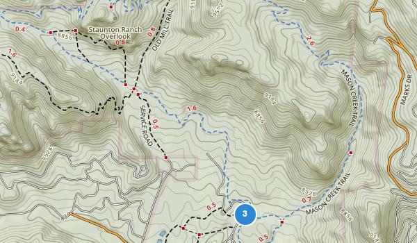 Staunton State Park Map