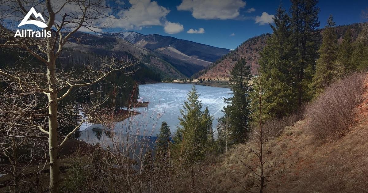 Best Trails In Sylvan Lake State Park Colorado Alltrails