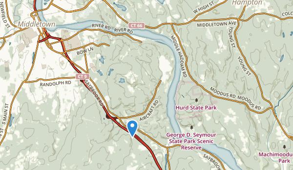 Dart Island State Park Map