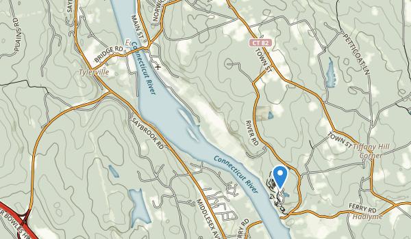 Eagle Landing State Park Map