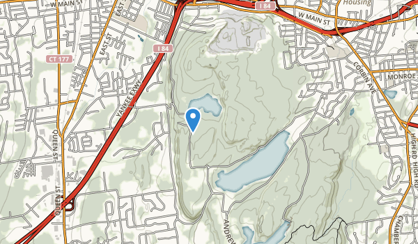 Sunset Rock State Park Map