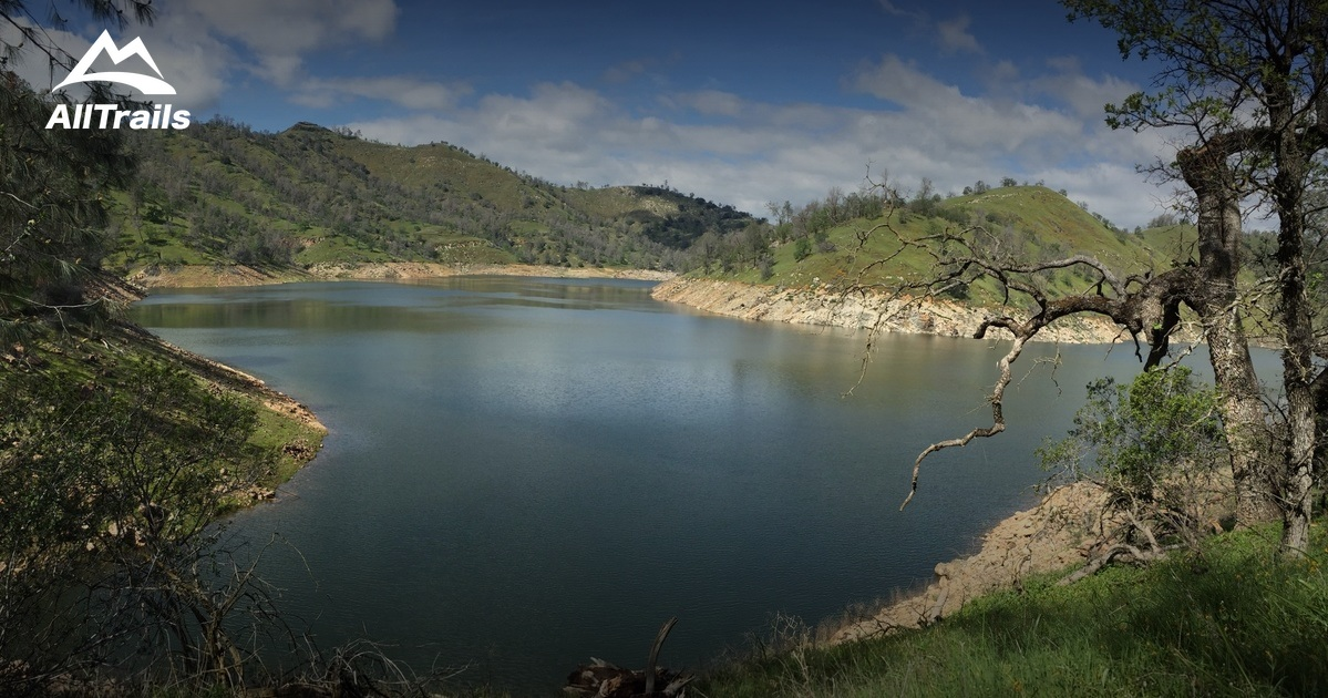 Best trails in millerton lake state recreation area for Millerton lake fishing