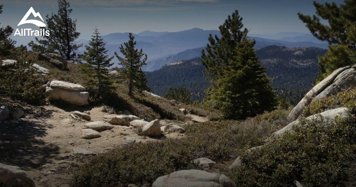 Best Trails In Mount San Jacinto State Park California Alltrails