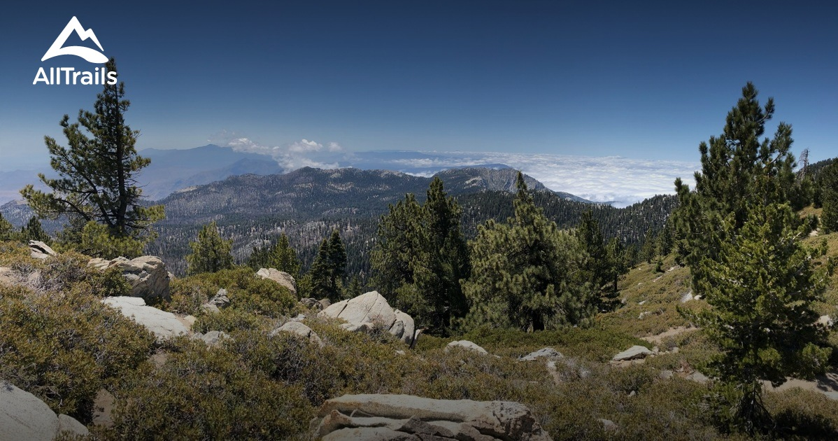 Best Trails In Mount San Jacinto State Park California Alltrails