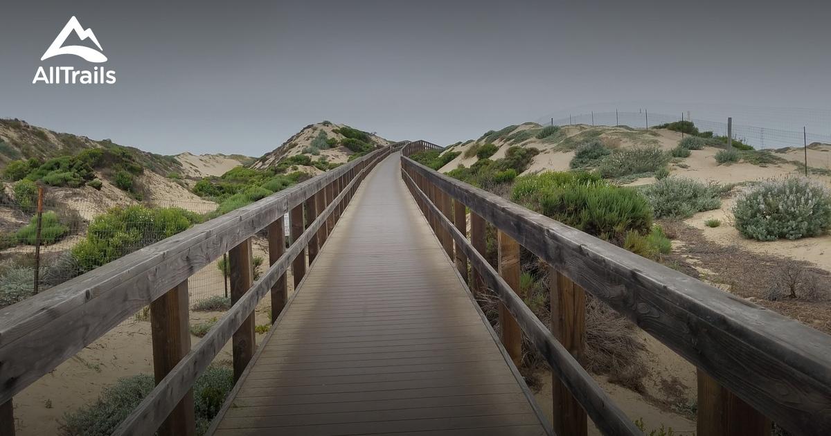 Best Trails In Oceano Dunes State Vehicular Recreation