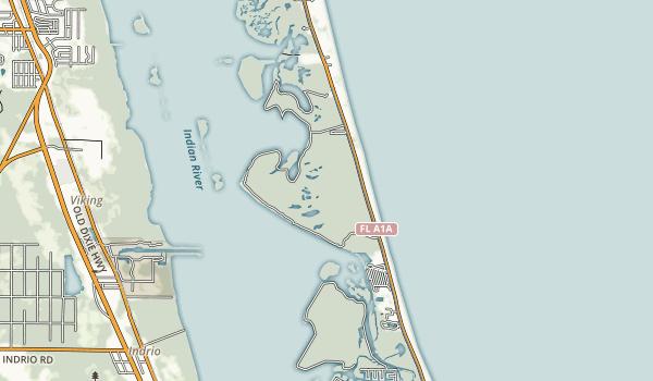 Avalon State Park Map