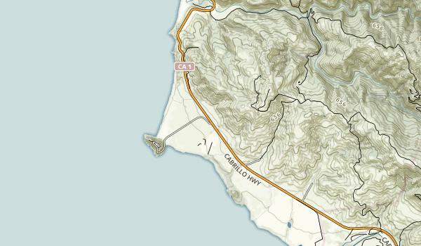 Point Sur State Historic Park Map