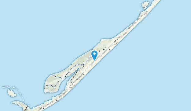 Dr. Julian G. Bruce St. George Island State Park Map