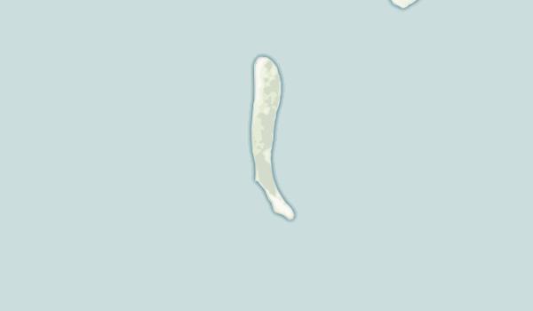 Egmont Key State Park Map
