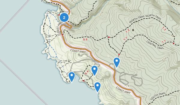 Salt Point State Park Map