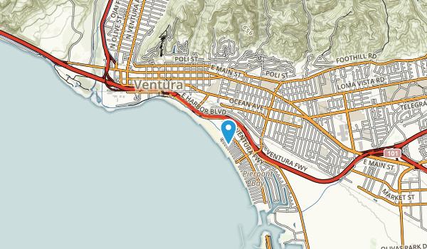 Best Trails in San Buenaventura State Beach California AllTrails