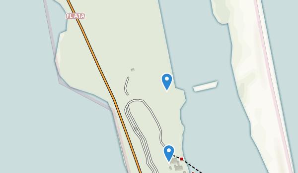 John D. MacArthur Beach State Park Map
