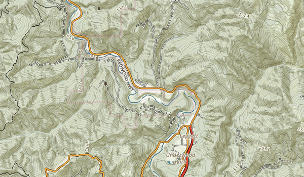 Standish-Hickey State Recreation Area Map