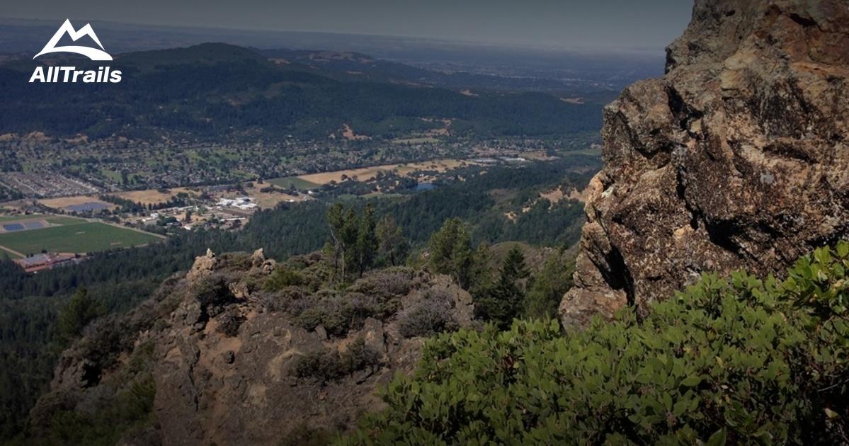 Best Trails In Sugarloaf Ridge State Park Alltrails Com
