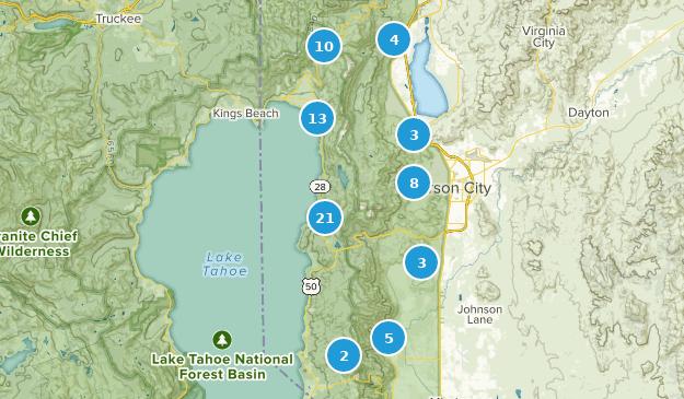 Best Trails in Lake Tahoe-Nevada State Park - Nevada   AllTrails