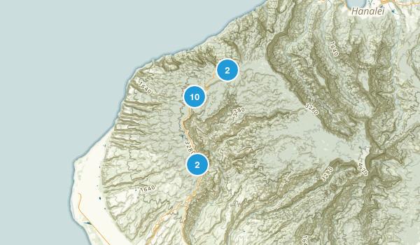 Koke'e State Park Map