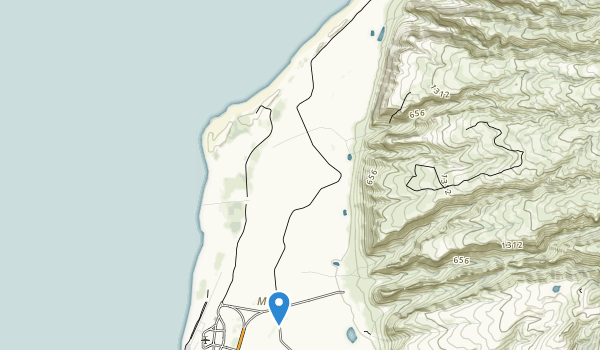 trail locations for Polihale State Park