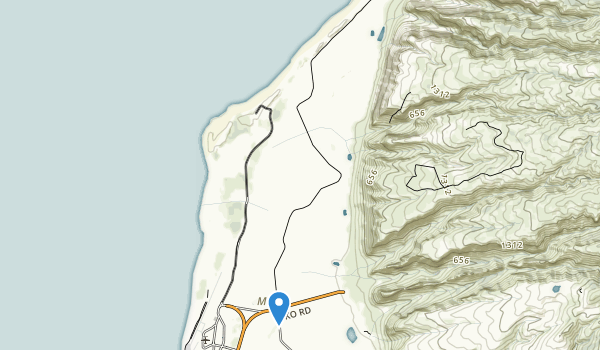 Polihale State Park Map