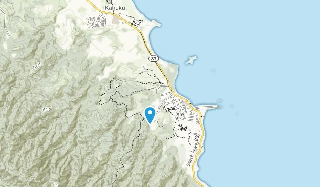 Malaekahana State Recreation Area Map