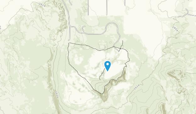 Bruneau Dunes State Park Map
