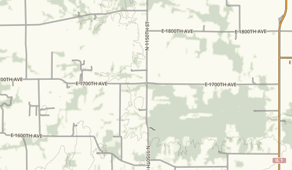 Crawford County Map