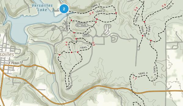 Best Trails In Versailles State Park Indiana Alltrails