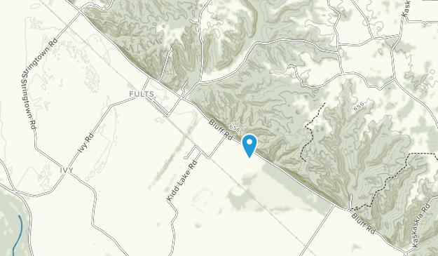 Fults Hill Prairie Map