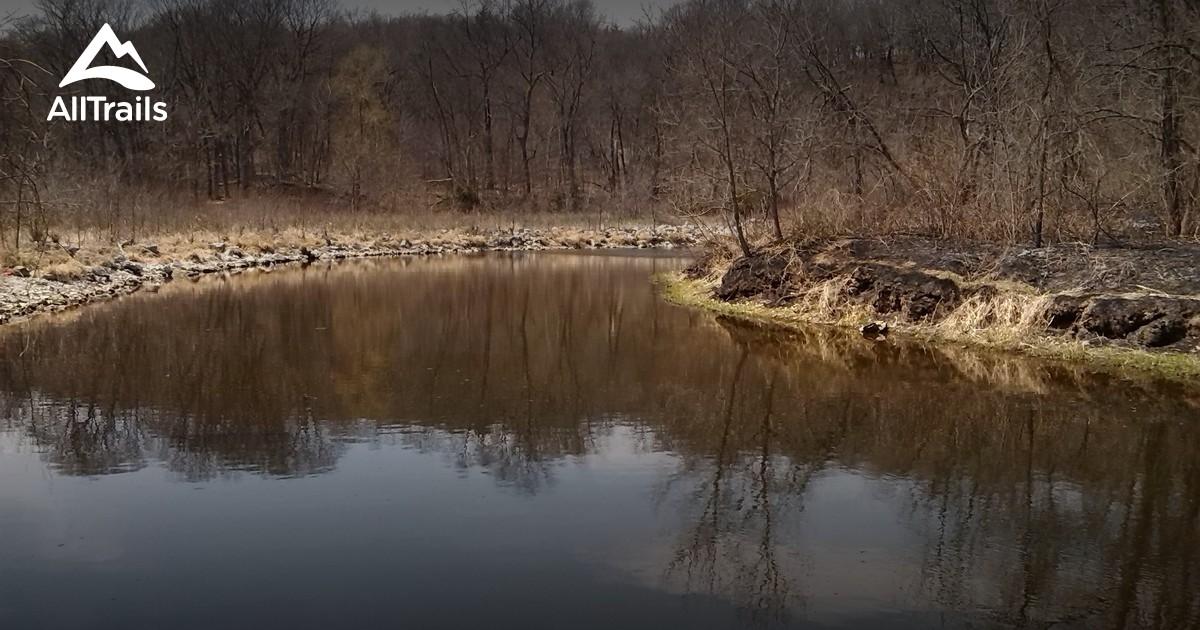 Best Trails In Brushy Creek State Recreation Area Iowa