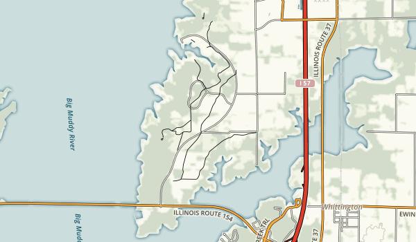 Wayne Fitzgerrell Map